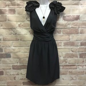 French Connection Sheath Dress size 4 Silk